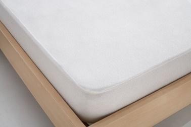 Komfort Home Tek Kişilik Sıvı Geçirmez Pamuklu Fitted Alez 120x200Cm Renkli